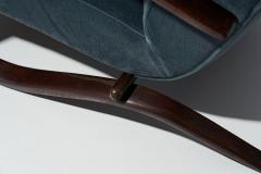 Jindrich Halabala Pair Of Jind ich Halabala Lounge Chairs Czech Republic ca 1930s - 1207622