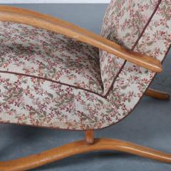 Jindrich Halabala Pair of Jindrich Halabala H 269 Chairs for Up Zadovy from Czech 1930 - 1361532