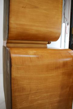 Jindrich Halabala Rare Display Case by Jindrich Halabala for Up Zavody 1940s - 2038181