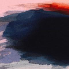 Jo Barker Fleeting Glimpse contemporary abstract tapestry by Jo Barker - 1627040