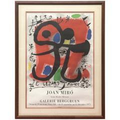 Joan Mir Le Lezard a Plumes dOr Poster by Joan Miro - 1634263