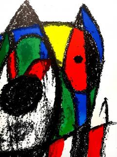 Joan Miro Joan Miro Original Abstract Lithograph 1975 - 1077702