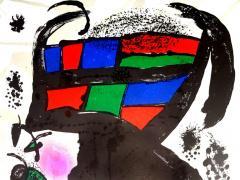 Joan Miro Joan Miro Original Abstract Lithograph 1976 - 1077684