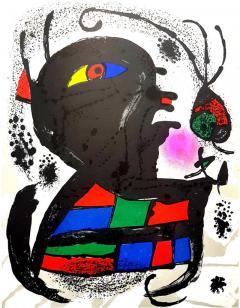 Joan Miro Joan Miro Original Abstract Lithograph 1976 - 1077951