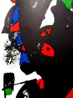 Joan Miro Joan Miro Original Abstract Lithograph 1981 - 1077609
