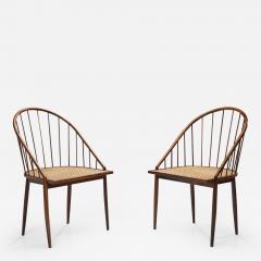 Joaquim Tenreiro Joaquim Tenreiro Curva Chairs Brazil 1960s - 2139082
