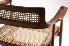 Joaquim Tenreiro Mid Century Modern Armchair by Brazilian Designer Joaquim Tenreiro Set of 2 - 1212799