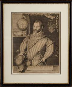 Jodocus Hondius SIR FRANCIS DRAKE - 1402953