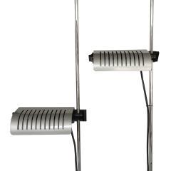 Joe Colombo Joe Colombo Alogena 626 Floor Lamps for Oluce - 928002