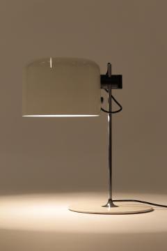 Joe Colombo Joe Colombo Coupe Table Lamp O Luce SpA 60s - 1666447