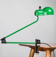 Joe Colombo Joe Colombo Topo Green Task Lamp for Stilnovo circa 1970 - 616213