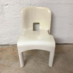 Joe Colombo Original Joe Colombo Universale Chair by Beylerian LTD for Kartell Italy 1960s - 1570345
