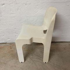 Joe Colombo Original Joe Colombo Universale Chair by Beylerian LTD for Kartell Italy 1960s - 1570349
