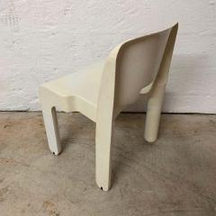 Joe Colombo Original Joe Colombo Universale Chair by Beylerian LTD for Kartell Italy 1960s - 1570353