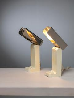 Joe Colombo Pair of Vademecum Table Lamps by Joe Colombo for Kartell - 1408721