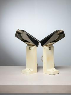 Joe Colombo Pair of Vademecum Table Lamps by Joe Colombo for Kartell - 1408723