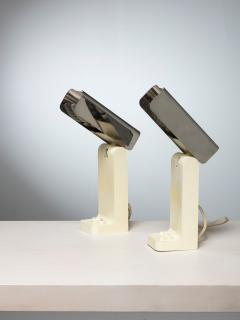 Joe Colombo Pair of Vademecum Table Lamps by Joe Colombo for Kartell - 1408724