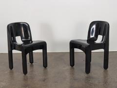 Joe Colombo Universale Chairs by Joe Colombo - 1138902