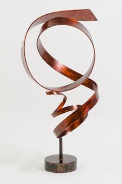 Joe Sorge Hephaestus by Joe Sorge Patinated Steel Sculpture - 244693