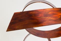 Joe Sorge Hephaestus by Joe Sorge Patinated Steel Sculpture - 244694