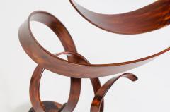 Joe Sorge Hephaestus by Joe Sorge Patinated Steel Sculpture - 244697
