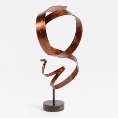 Joe Sorge Hephaestus by Joe Sorge Patinated Steel Sculpture - 244788