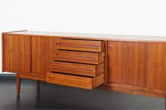 Danish Teak Credenza : Danish teak credenza from h p hansen s for sale at pamono