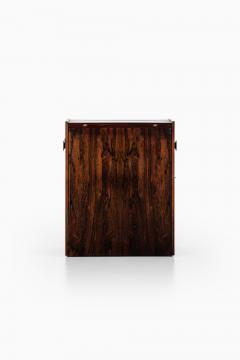 Johannes Andersen Folding Bar Cabinet Produced by Dyrlund - 1860658