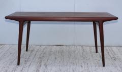 Johannes Andersen Johannes Andersen Modernist Teak Dining table - 1150283