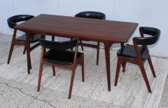 Johannes Andersen Johannes Andersen Modernist Teak Dining table - 1150292