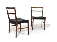Johannes Andersen Johannes Andersen for Bernhard Pedersen Sons Rosewood Dining Chairs Set of 8 - 1047004