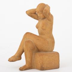 Johannes Hansen Sculpture of stoneware - 1044695