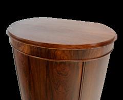 Johannes Sorth Bornholm Extraordinary Scandinavian Modern Rosewood Cabinet by Johannes Sorth Bornholm - 1633474