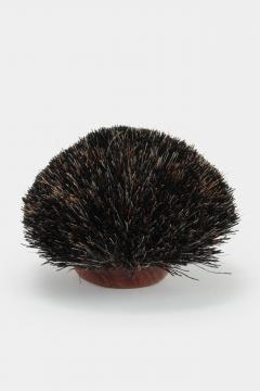 Johannesen teak hedgehog brush Denmark 60s - 1575724