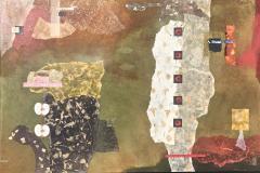 John Baughman Mixed Media Abstract - 1207810