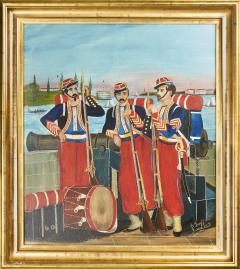 John Bernt Graff The Chicago Zouaves - 626133