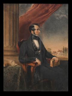 John Burn Forrest Portrait of Dr Richard Holmes Townsend - 1467163