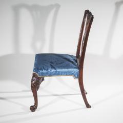 John Cobb Fine George II Chippendale Mahogany Side Chair - 919704