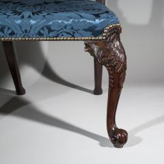 John Cobb Fine George II Chippendale Mahogany Side Chair - 919705