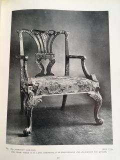 John Cobb Fine George II Chippendale Mahogany Side Chair - 919708