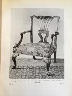 John Cobb Fine George II Chippendale Mahogany Side Chair - 919710