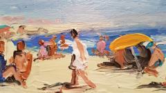 John Crimmins John Crimmins Painting East Hampton Summer  - 1255690