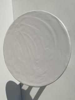 John Dickinson Pair Plaster African Tables - 1275699