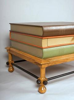 John Dickinson Stacked Books Coffee Table Or Side Table 269326