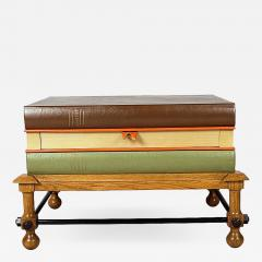 John Dickinson Stacked Books Coffee Table Or Side Table 270026
