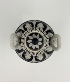 John Flaxman Wedgwood Dancing Hours Lidded Urn - 1375324