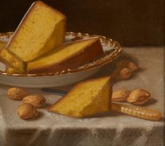 John Francis Still Life with Cake - 626345