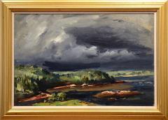 John Fulton Folinsbee Storm Over Chewonki - 1209254