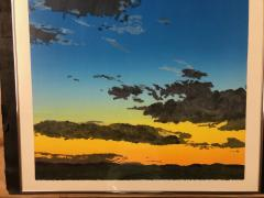 John Hogan Sunset Clouds - 1435981