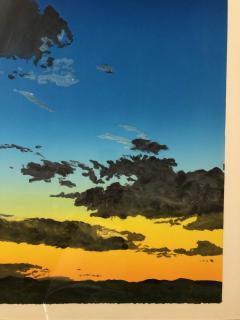 John Hogan Sunset Clouds - 1435983